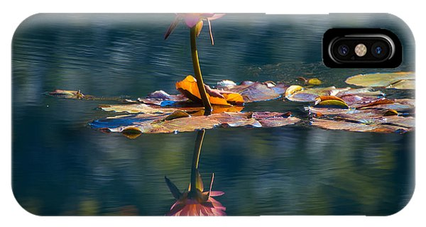Assisted Living iPhone Case - Reflected Beauty by James Shinn