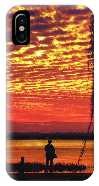 Reflection Revisited IPhone Case