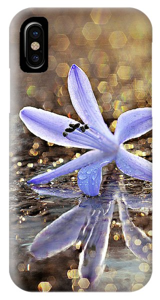 IPhone Case featuring the photograph Reflections Of Joy by Michelle Wermuth