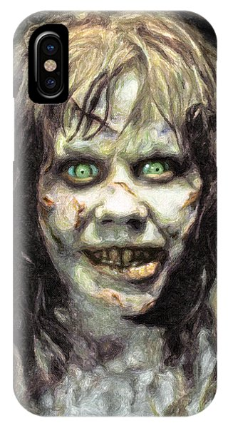 Regan Macneil IPhone Case