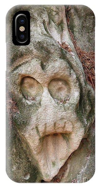 iPhone Case - Reliefs Of Stone Hollow Road, Czech Republic by Michal Boubin