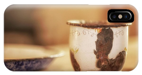 Timeworn iPhone Case - Remembering Is All There Is Left To Do by Natural Abstract Photography