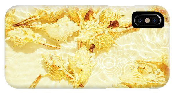 Ripples iPhone Case - Resort Ripples by Jorgo Photography - Wall Art Gallery
