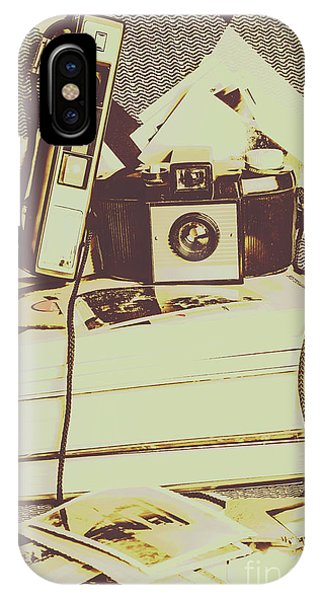 Vintage Camera iPhone Case - Revisited by Jorgo Photography - Wall Art Gallery