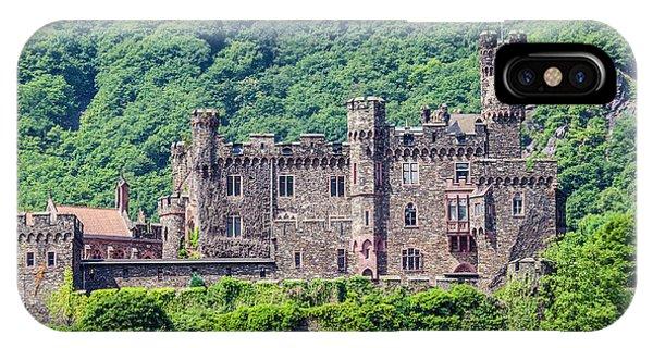 Rheinstein Castle - 2 IPhone Case