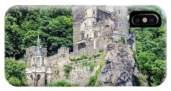 Rheinstein Castle IPhone Case