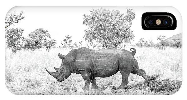 Rhino Business IPhone Case