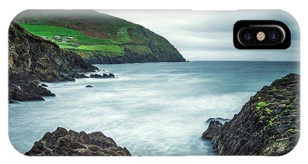 Irish iPhone Case - Rhythm Of The Tides by Evelina Kremsdorf