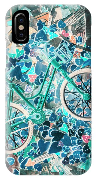Romantic Background iPhone Case - Ride Of Romance by Jorgo Photography - Wall Art Gallery