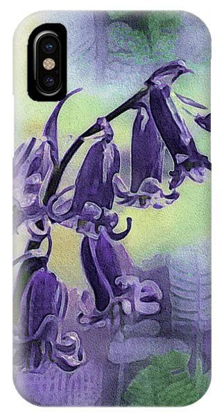 Simple iPhone Case - Ringing In Spring by Susan Maxwell Schmidt