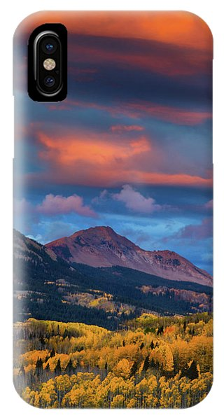 Rising Color  IPhone Case