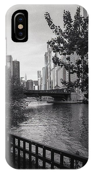 River Fence IPhone Case