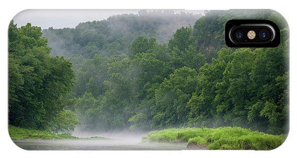 River Mist IPhone Case