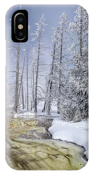 River Of Gold - Jo Ann Tomaselli IPhone Case