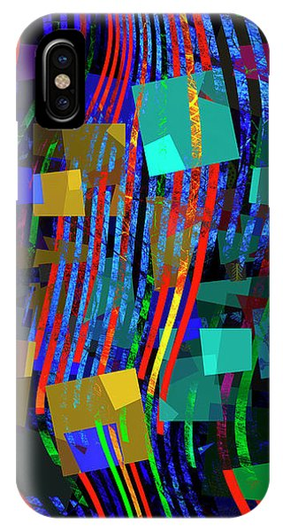 IPhone Case featuring the digital art Rivers Of Babylon by Edmund Nagele