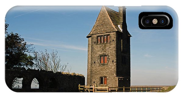 Rivington. The Pigeon Tower. IPhone Case