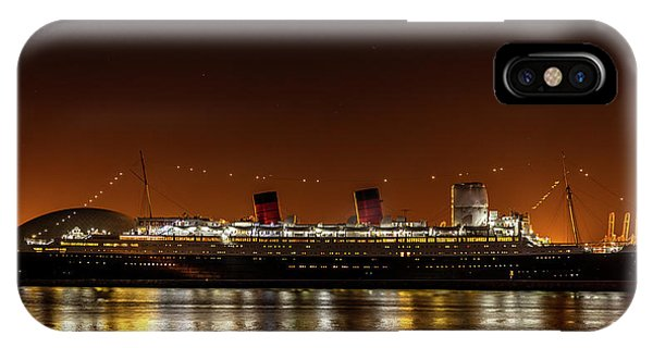 Rms Queen Mary IPhone Case