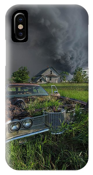 Road's End  IPhone Case