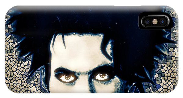 Robert Smith Music iPhone Case - Robert Smith Music Genius by Robert Radmore