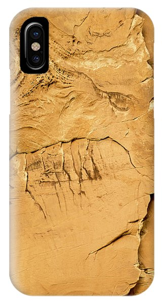 Rock Face IPhone Case