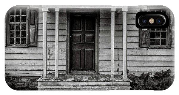 Rockingham Porch IPhone Case
