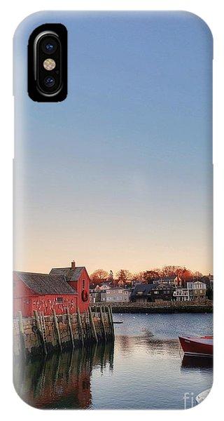 Rockport Massachusetts  IPhone Case