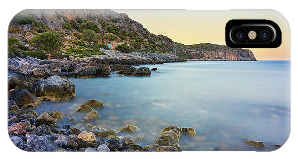 Rocky Coast Near Monemvasia IPhone Case