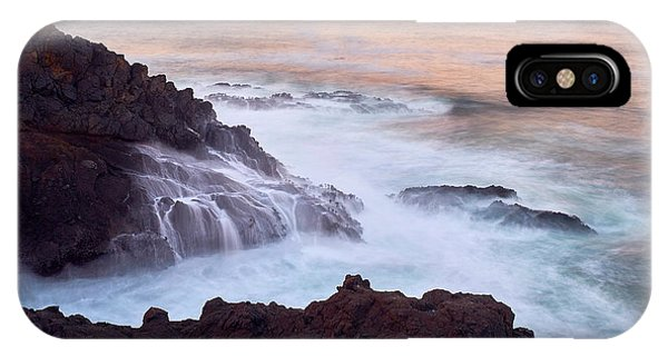 IPhone Case featuring the photograph Rocky Creek by Whitney Goodey