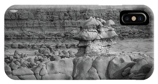 Rocky Desert Formation IPhone Case