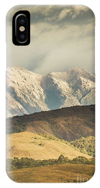 Alpine Meadows iPhone Case - Rocky Rural Region by Jorgo Photography - Wall Art Gallery