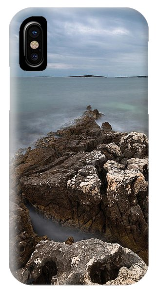Rocky Triangle IPhone Case