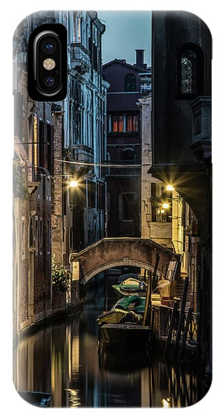 iPhone Case - Romantic Evenin In Venice by Jaroslaw Blaminsky