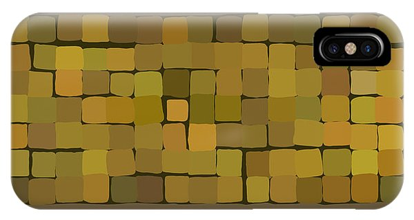 IPhone Case featuring the photograph Roofs In Gold by Attila Meszlenyi