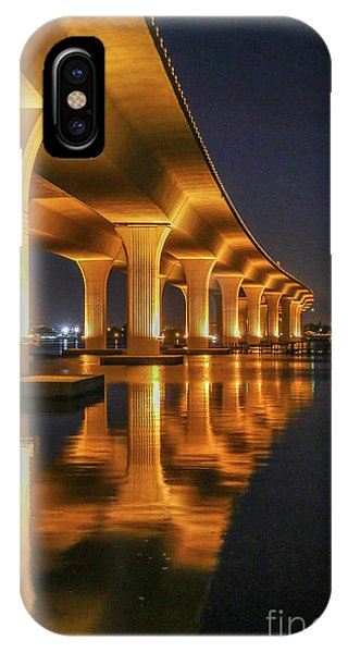 Roosevelt Bridge Portrait IPhone Case
