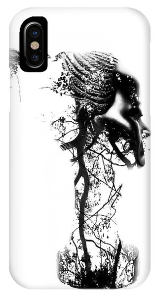 Exposure iPhone Case - Roots by Jorgo Photography - Wall Art Gallery