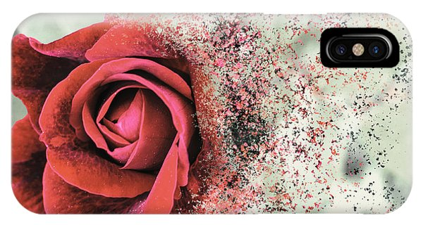 Rose Disbursement IPhone Case