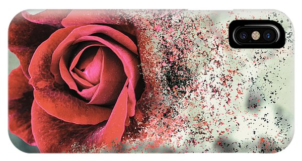 Rose Disbursement IPhone Case