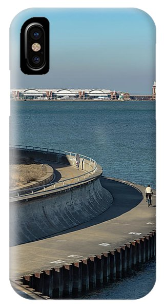 Round The Bend IPhone Case