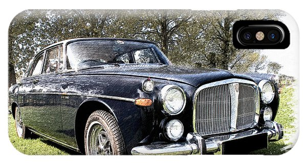 Rover 3.5 Coupe IPhone Case