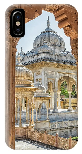 Royal Cenotaphs IPhone Case