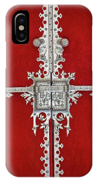 Royal Door Of Sintra IPhone Case