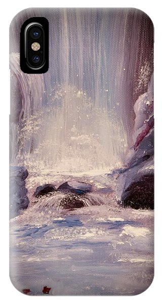 Royal Falls IPhone Case