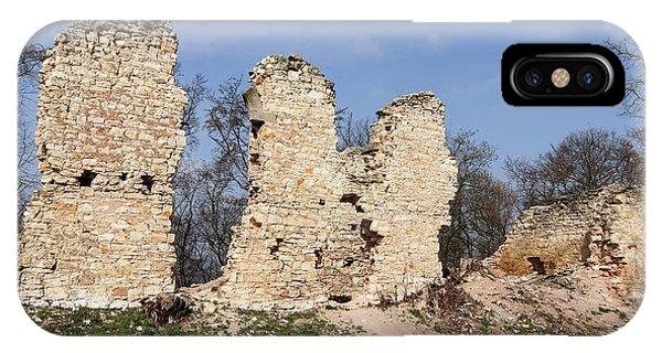 iPhone Case - Ruins Of The Pravda Castle by Michal Boubin