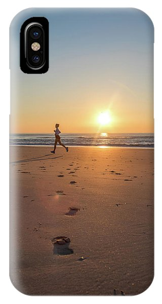 Run Free IPhone Case