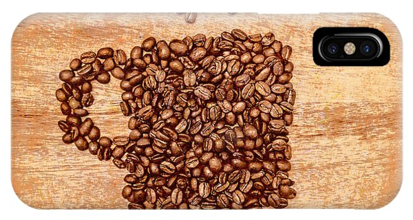 Cafe iPhone Case - Rustic Roast by Jorgo Photography - Wall Art Gallery