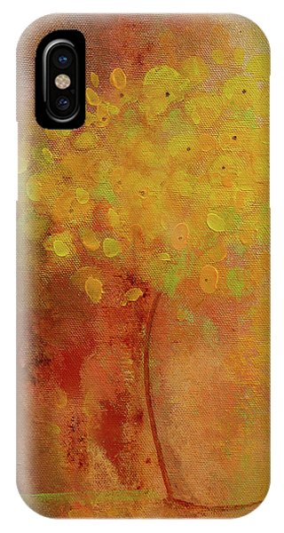 IPhone Case featuring the painting Rustic Still Life by Valerie Anne Kelly