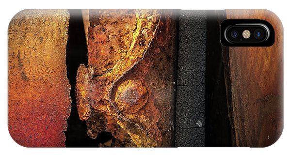 Rusty Colours IPhone Case