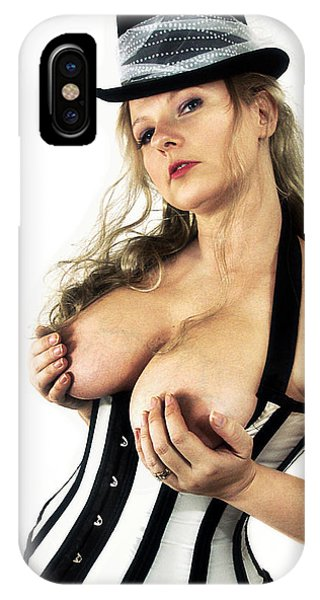 IPhone Case featuring the digital art Ryli 11 by Mark Baranowski