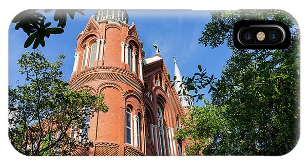 Sacred Heart Cultural Center- Augusta Ga 1 IPhone Case