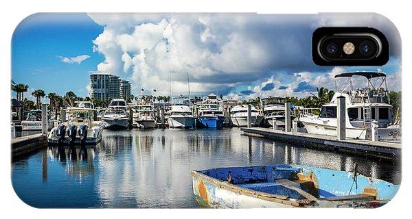 Safe Harbor Series 67 IPhone Case